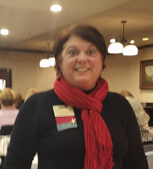 Robin Necci, 2019 Top Ten Nominee for Heart of the Piedmont Chapter